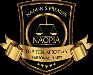 NAOPIA badge