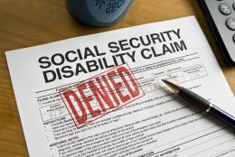 Social Security Disability Benefits Denied – Moore Law Firm
