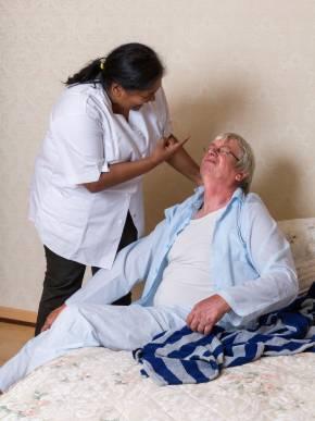 nurse verbally abusing patient